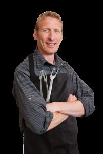 Gerrit Takke vrijstaand BBQ