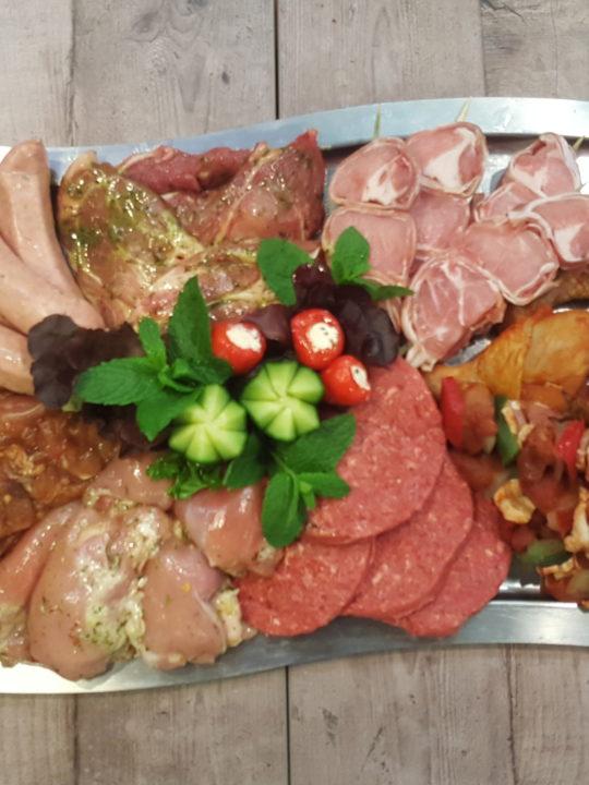 BBQ Schotel Utrecht catering