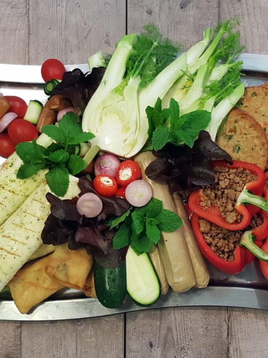 BBQ Salade Utrecht